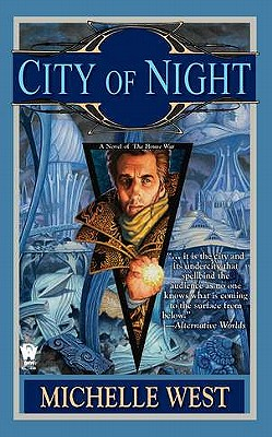 City of Night By West, Michelle